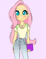 Fluttershy by Chibicmps
