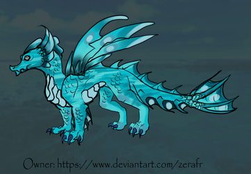 Hatching dragon adopt  from 3 egg (part 3) by AnimaTenebroso