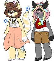 Cute Adopts CLOSED by DeerLordy