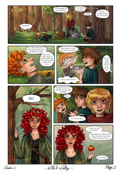 Wild and Woolly - Page 3 by Claudie-G