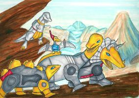 The Land Before Dinobots by Trickster91