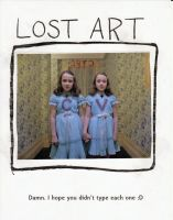 Lost Art Project - Submission 1 by MorXn