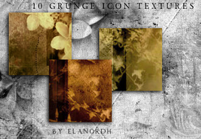 Icon Textures set 13 by elanordh-stock