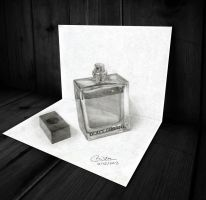 The perfume by Taz1337