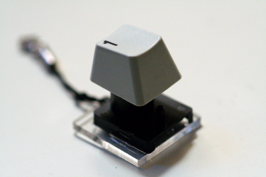 IBM Model F Key-Chain by Atrere