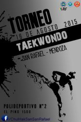 torneo tkd by NickyKirei