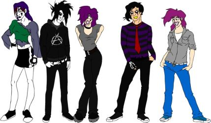 Le Goths by smartmouthstudios