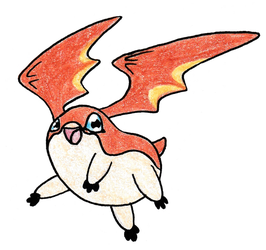 Patamon by FrozenFeather