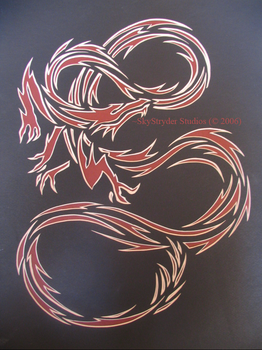Ever Seen a Red Dragon?Con 1 by SkyStryder