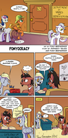 Ponyocracy by Pony-Berserker