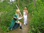 I'll protect you by Rinaca-Cosplay