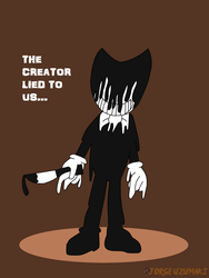 The Creator Lied to Us.. by J-theTimingWind