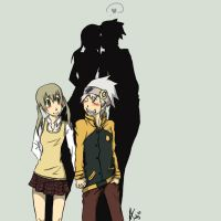 SE: soul and maka by yuminica