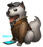 Watch Dog by Ry-Spirit