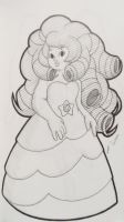 Rose Quartz (Staedtler) by CutyAries