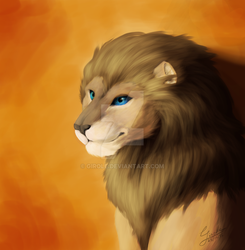 Lion by Girole