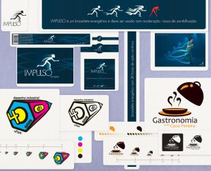 Visual identity and Visual communication. by Cauafs