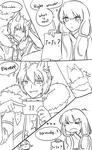 Jack and Juliet - Comic by LENK64
