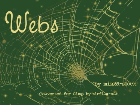 Web Brushes by surfing-ant