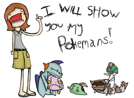 these be my pokemans