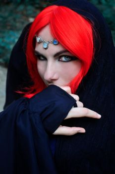 Sorceress - Preview by Jaymasee