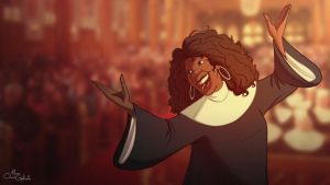 Whoopi Goldberg in Sister Act by MarioOscarGabriele