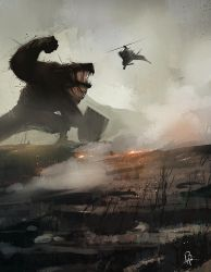 The battle by spinDASH-