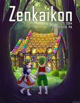 Zenkaikon 2014 Program Guide - Hansel and Gretel by ghostfire