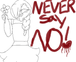 never say no WIP by emmbug124