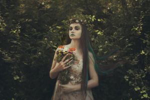 The forest queen III by corsuse