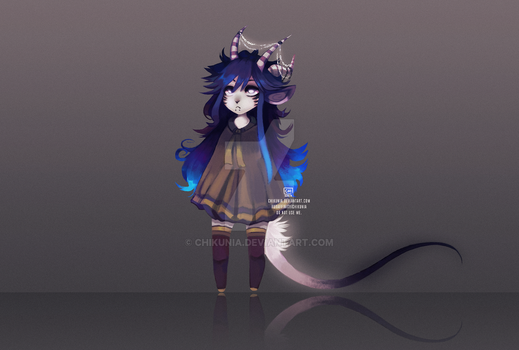 [Chi redesign prototype] by Chikunia