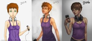 Before and After 2016 by TheObliviousOwl