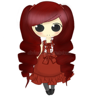 Cherry_Chibi by xDarkExorcist