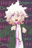 Nagito by theshadowpony357