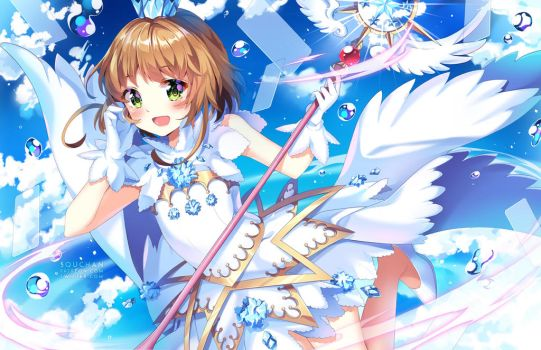 Card Captor Sakura by SquChan