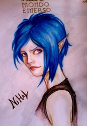 Tribute to Nihal by ANDREAMARINO93