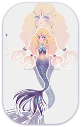 (Closed) Adopt Auction mermaid by LucyKILLERlll
