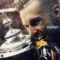 Aaron Ramsey - FA Cup winner (retouch) by AlbertGFX