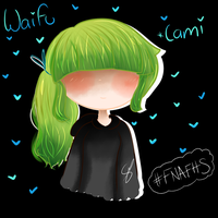 Waifu #Fnafhs Cami/Tad by Be-Scar3