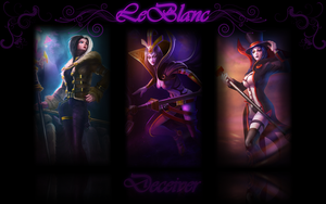 LeBlanc background by K4tEe