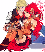Arkos by PricklyAlpaca