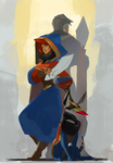 Team Red by JenZee