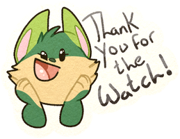 Thanks for the watch by partybug98