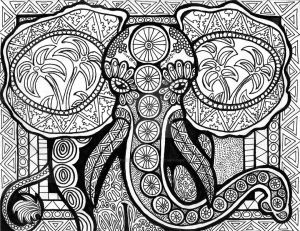 Lines of the Elephant (FOR SALE) by HGCreations