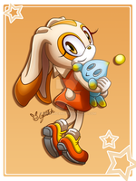 [STH] Cream The Rabbit by SkullxCake