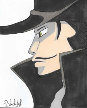 Dracule Mihawk by Blackstaff14