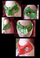 Laira Mask by 4thWallDesign