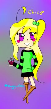 Chica Estilo  Anime  by angy-chan44