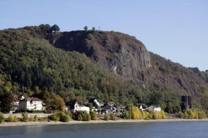 View point opposit of Remagen by UdoChristmann