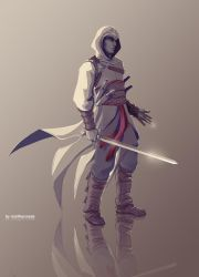 Assassin's Creed - Altair by maXKennedy
